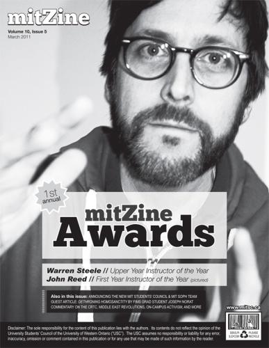 mitZine Awards