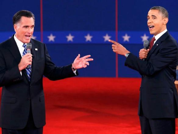 Romney vs. Obama
