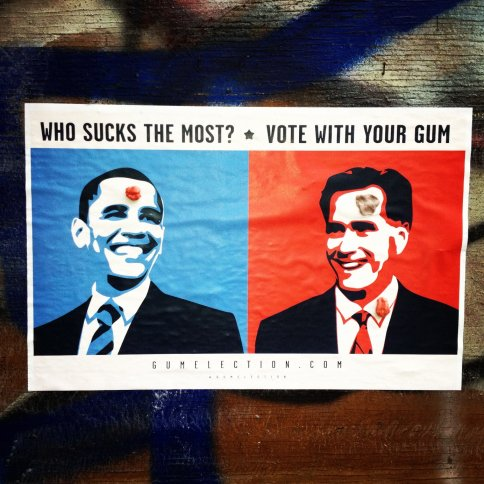 Gum Election 2012