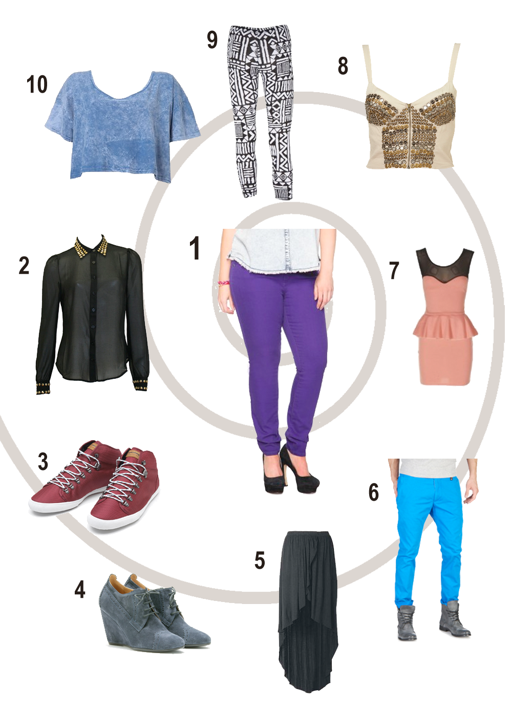 82300724f FASHION  Top 10 Most Popular Trends of 2012