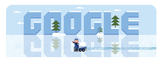 Zamboni Google Doodle