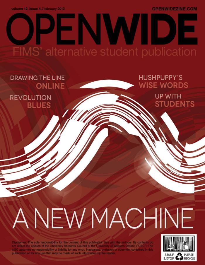 OPENWIDE February Print Cover