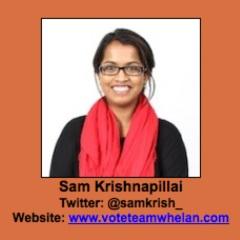 Sam Krishnapillai