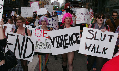 London Slutwalk