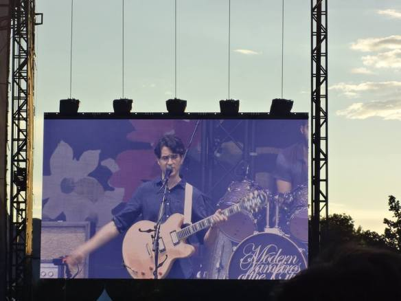 Vampire Weekend at Osheaga 2013