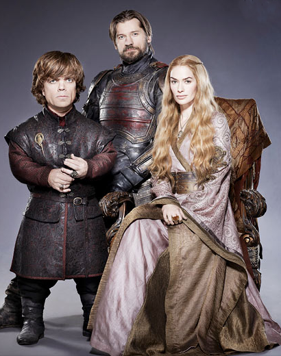 Game of Thrones Lannister Family