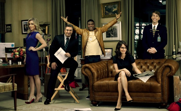 "Cast of ""30 Rock"""