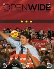 OPENWIDE Volume 16.2 Print Edition