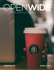 OPENWIDE Volume 16.3 Print Edition